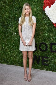 Gigi Hadid attends God's Love We Deliver, Golden Heart Awards on October 16, 2014 in New York City.