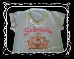Camiseta infantil customizada
