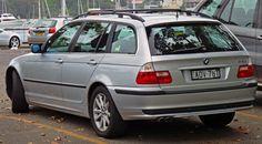 BMW (E46) 320i Touring