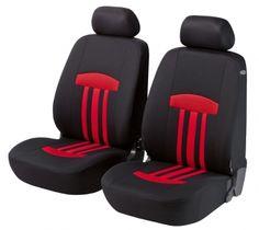 ZIPP IT Basic Kent rot Auto Sitzbezüge mit Reissverschluss System