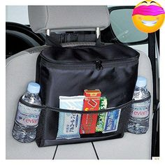 Large storage space. You can store #your magazines, CD, Tissue Box, drinks in it The main #compartment is made of special insulation material, enjoy a good perfor...