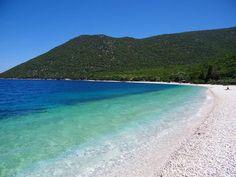 Antisamos beach in Kefalonia,Greece…Tumblr