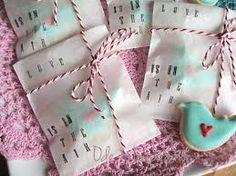 Resultado de imagen para valentine's day wraping cookies