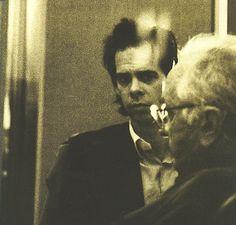 Nick Cave & Johnny Cash-- my pants