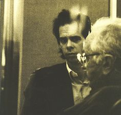 Nick Cave & Johnny Cash