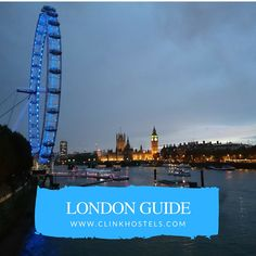 Clinks curated guide to what's on happening in London. London Guide, London Travel, Shit Happens, How To Plan