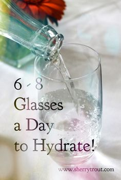 Did you know there is a large population of peeps who are dehydrated??  Don't you be one of them. You need to remain hydrated everyday. Self Care Lifestyle!!!!