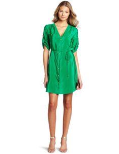 Amanda Uprichard Pocket Dress