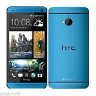 "HTC One M8 5.0"" 4G LTE 32GB Blue GSM Unlocked Android Smartphone (NO NFC) AAA"