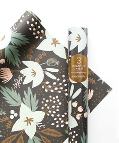 Rifle Paper Co. Winter Wonderland Wrapping Roll