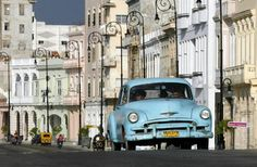 If I could visit one place in the world.... it would be CUBA! I've wanted to go for so long!