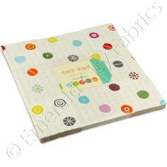 Moda Hey Dot Layer Cake by Zen Chic. For polka dot lovers, Hey Dot includes every kind of dot imaginable. @moda
