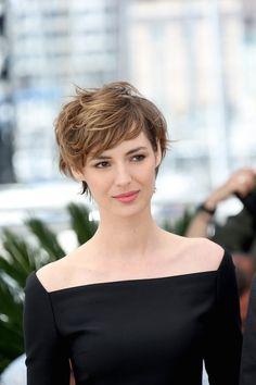 Photos : Cannes 2015 : au tour de Louise Bourgoin de jouer les Frenchies stylées !