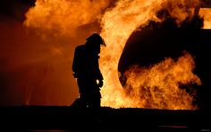 I want to become a first responder, mainly a firefighter, which I am doing through the fire academy right now.
