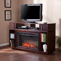 Bennett Electric Fireplace Media Console - Sam's Club