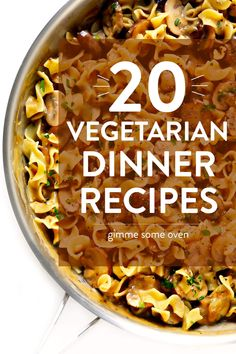 Easy vegetarian recipes for ners 29 delicious vegan dinner recipes 76 best vegetarian recipes easy healthy vegetarian Vegetarian Dinner Recipes That Everyone Will Love. Vegetarian Recipes Dinner, Vegan Dinners, Vegan Recipes, Easy Vegitarian Dinner Recipes, Vegetarian Italian, Vegetarian Dish, Veggie Dinner, Meatless Recipes, Dinner Healthy