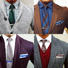 Which look do you favour?