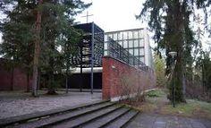 """Kaija & Heikki Siren""的图片搜索结果 Siren Design, University, Exterior, Outdoor Rooms, Colleges"