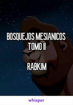 BOSQUEJOS MESIANICOS  TOMO II  RABKIM