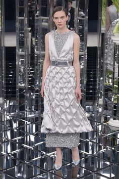 Chanel Haute Couture Spring 2017 Dress