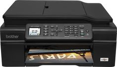 Popular on Best Buy : Brother - MFC-J475DW Wireless Inkjet All-in-One Printer - Black