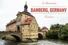 travelyesplease.com | Bamberg, Germany- A Bavarian Treasure (Blog Post)
