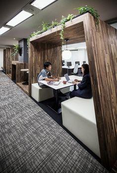 Globridge.Inc Akasaka Office | seki.design | Japanese Architect