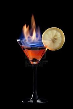 Looking for a great recipe for delicious cocktails you can mix at home? This hub contains decadent ideas for refreshing cocktails that are great for your next party or a relaxing night at home alone. Flaming Cocktails Recipe, Martini Recipes, Cocktail Recipes, Drink Recipes, Refreshing Cocktails, Summer Drinks, Cocktail Drinks, Kiwi, Rainbow Drinks