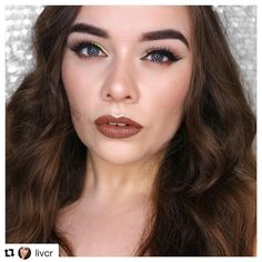 The creamy, highly pigmented and long lasting pencil that can be used on your eyes lips and face! @livcr wearing Multitasker Pencil in Cookie Dough on her eyes and lips!❤️ Choose from 20 shades - £3.50 - www.saturatedcolour.com . . . #brownlips #smokeyeye #mattelips #bbloggers #cfbloggers #satcolcosmetics #eyepencil #lippencil #makeupjunkies #christmas #mua #lotd