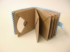 handmade cd ~ could be memory ~ book