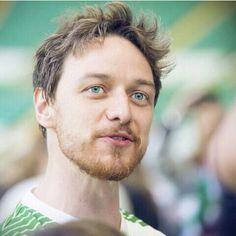 Look at those eyes #James McAvoy