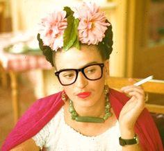 Frida hipster