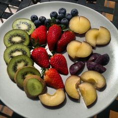 Yum! Little snack after lunch  #healthy