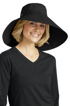 Beach Sun Hat: Sun Protective Clothing - Coolibar