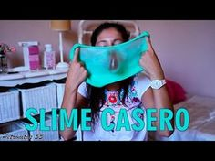 SLIME CASERO | ♥ PETRONITAS55 - YouTube