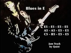 Here's a new Blues Jam Track in E for ya'll! Starts at Enjoy :) Chord Progression: - - - - - - - - - More info and . Guitar Chords For Songs, Guitar Tabs, Music Guitar, Playing Guitar, Ukulele, Guitar Solo, Blues Guitar Lessons, Basic Guitar Lessons, Music Lessons