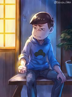 I watched EP 24 - Takos at Osomatsu-san Tsundere, Otaku Anime, Anime Art, Sans Sad, Osomatsu San Doujinshi, Happy Tree Friends, Ichimatsu, 3 Arts, Anime Characters