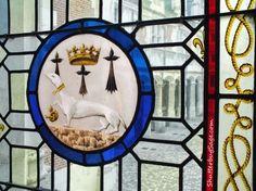 Queen Anne's Ermine Symbol, Chateau Royal de Blois, Loire Valley, France