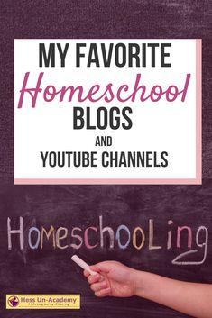 334 Best Homeschool Helpful YouTube Videos images in 2019