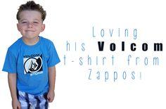 Volcom shirt from Zappos - #ZapposStyle #sponsored #mc