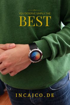 The best watches and fashion accessoires only at www.incaico.de