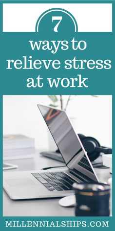 We don't start a new job thinking it's going to be our source of never ending stress. Unfortunately it turns out that way for most of us. Learn how to cope. High Stress Jobs, Work Stress, Coping With Stress, Dealing With Stress, How To Relieve Stress, Reduce Stress, How To Manage Stress, Anxiety Tips, Stress And Anxiety