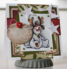 Sparkle by **Inge** - Cards and Paper Crafts at Splitcoaststampers