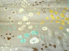 Nani Iro Fuccra japanese fabric