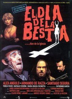 Alex de la Iglesia,1995. Comedia | Crimen | Horror | Suspense.