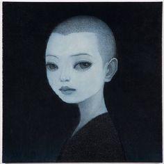 Hideaki Kawashima- reminds me of Sinead O'Connor
