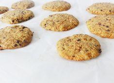 Cookies sans gluten farine de châtaigne