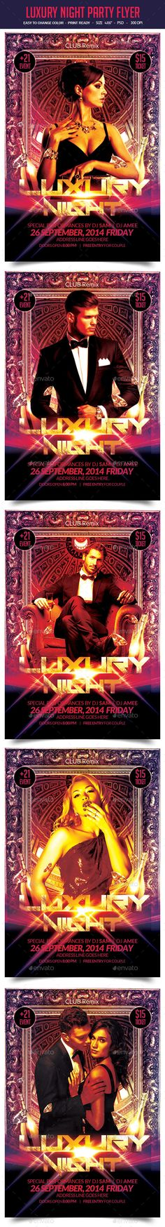 Luxury Party Flyer Template PSD | Buy and Download: http://graphicriver.net/item/luxury-party-flyer-template/8894927?WT.ac=category_thumb&WT.z_author=studiorgb&ref=ksioks