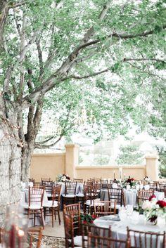 Pretty Garden Wedding With An Elegant Yet Informal Feel