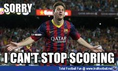 Messi !!!!!!!! Its so easy for him to score! #Messi #Barca #LaLiga #LionelMessi